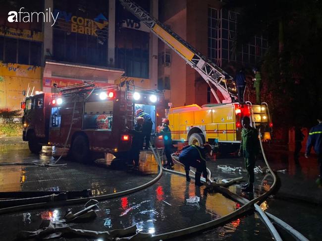 Danh tính 2 cô gái trẻ tử vong thương tâm trong vụ cháy tòa nhà ngân hàng dầu khí ở Thanh Hóa-7