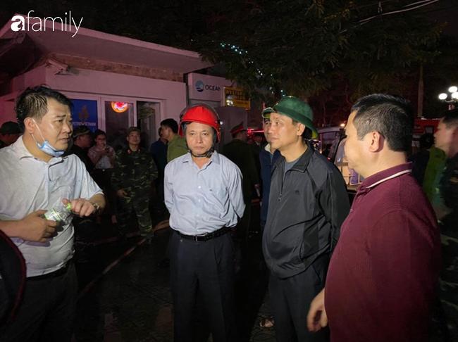Danh tính 2 cô gái trẻ tử vong thương tâm trong vụ cháy tòa nhà ngân hàng dầu khí ở Thanh Hóa-8