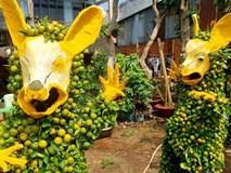 Linh vật chuột vàng có tạo hình kỳ lạ khiến dân mạng hài hước: ''Không khí Halloween vẫn còn đây mới đúng!''