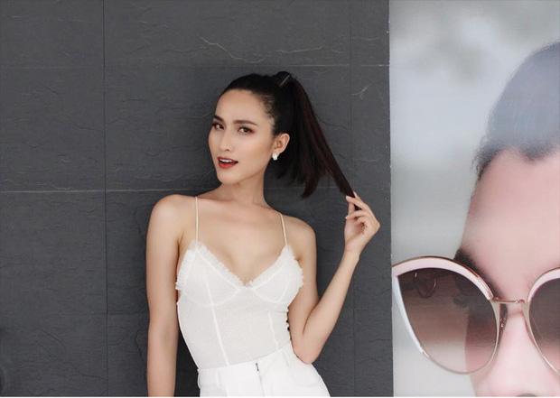 Khiến Trọng Hiếu công khai tỏ tình trên truyền hình, Hoa hậu chuyển giới đầu tiên của Việt Nam Hoài Sa có gì đặc biệt?-10