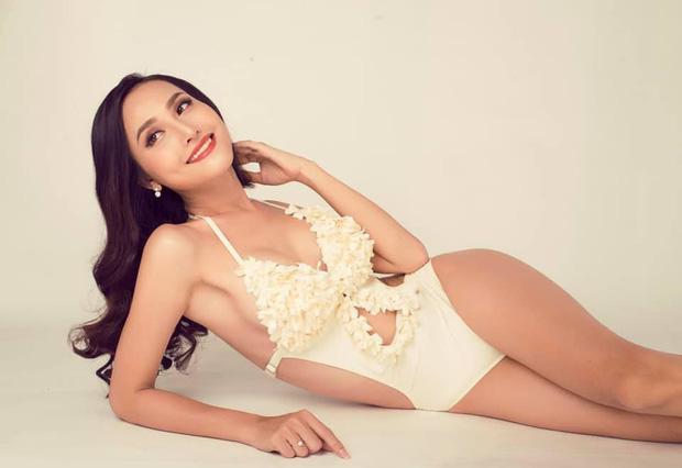 Khiến Trọng Hiếu công khai tỏ tình trên truyền hình, Hoa hậu chuyển giới đầu tiên của Việt Nam Hoài Sa có gì đặc biệt?-13