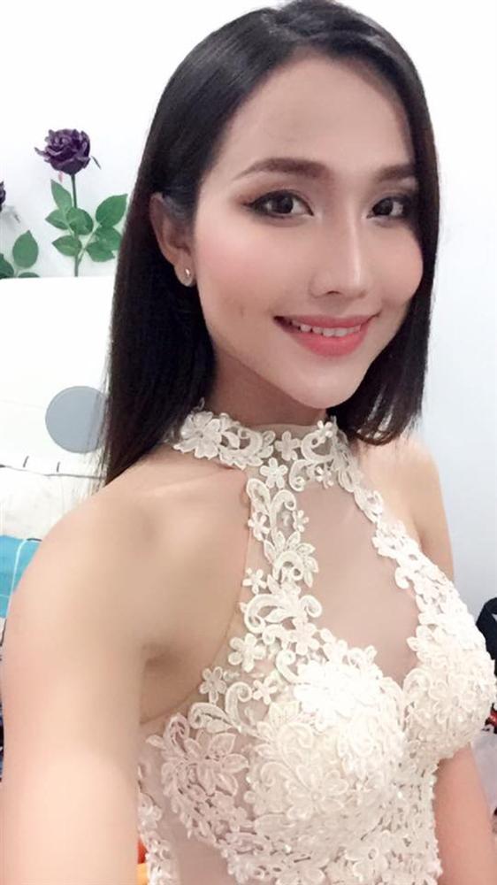 Khiến Trọng Hiếu công khai tỏ tình trên truyền hình, Hoa hậu chuyển giới đầu tiên của Việt Nam Hoài Sa có gì đặc biệt?-9