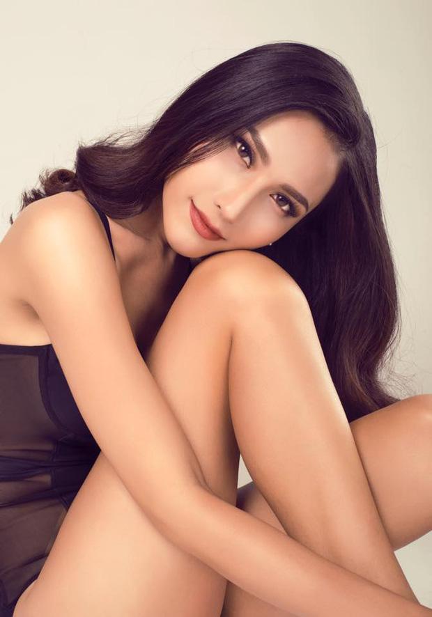 Khiến Trọng Hiếu công khai tỏ tình trên truyền hình, Hoa hậu chuyển giới đầu tiên của Việt Nam Hoài Sa có gì đặc biệt?-15