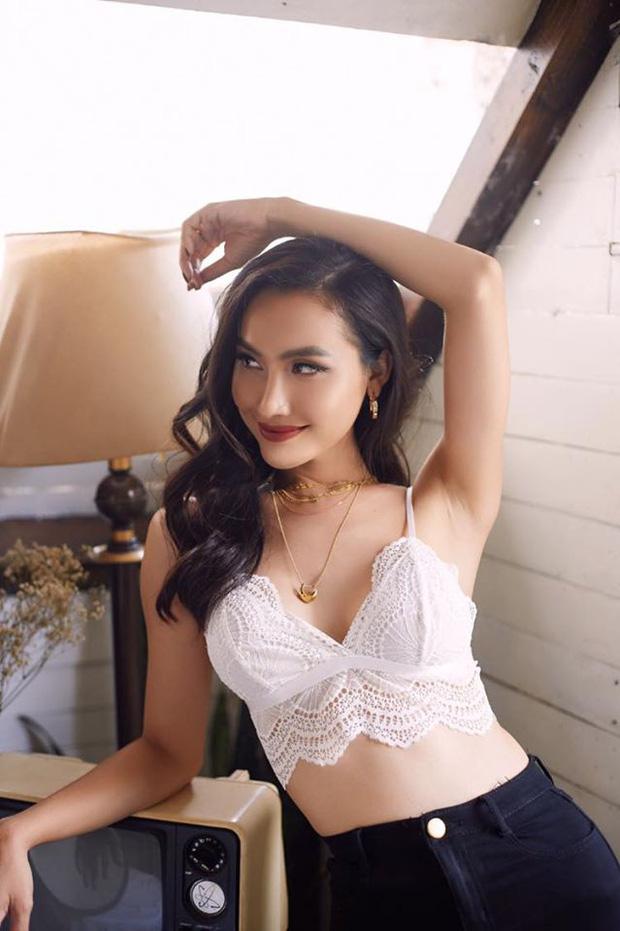 Khiến Trọng Hiếu công khai tỏ tình trên truyền hình, Hoa hậu chuyển giới đầu tiên của Việt Nam Hoài Sa có gì đặc biệt?-16