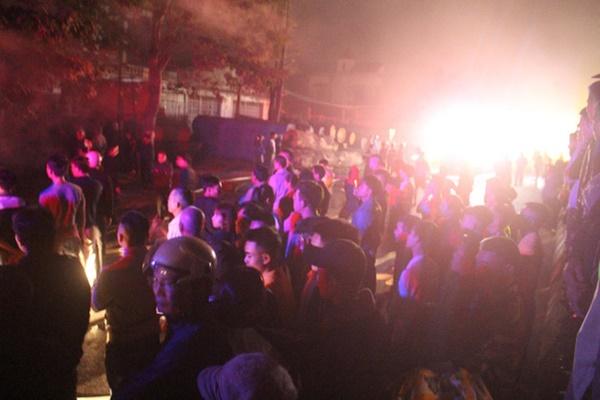 Cháy cửa hàng tạp hóa ngày ông Công ông Táo, thiệt hại tiền tỷ-4