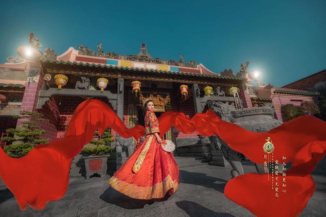 Vợ hai Minh Nhựa khiến dân tình hoảng hồn với bộ ảnh phong cách Trung Hoa: Nhìn cứ tưởng búp bê bị hỏng khuôn đúc chứ!-7