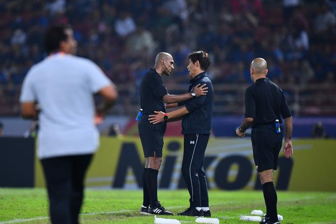U23 Thái Lan ôm hận bởi vị trọng tài từng bắt Việt Nam chịu quả penalty khó hiểu ở vòng loại World Cup 2022-3