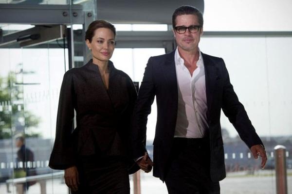 Brad Pitt bị đồn quay lại với vợ cũ, Angelina Jolie tiếp tục nhận nuôi người con thứ 7?-1