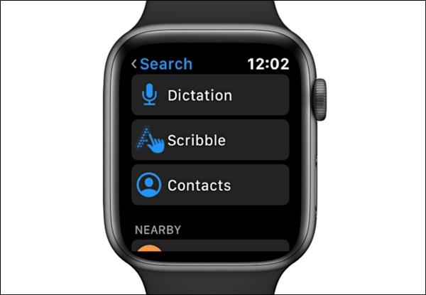 Cách xem bản đồ trên Apple Watch-5