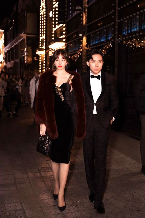 Cái ngược thú vị trong phong cách của hai cặp vợ chồng MC - danh hài hot nhất showbiz Việt từ khi kết hôn đến giờ-4
