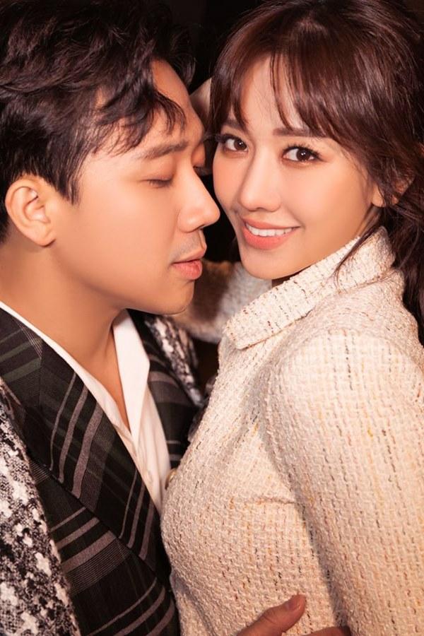 Cái ngược thú vị trong phong cách của hai cặp vợ chồng MC - danh hài hot nhất showbiz Việt từ khi kết hôn đến giờ-7
