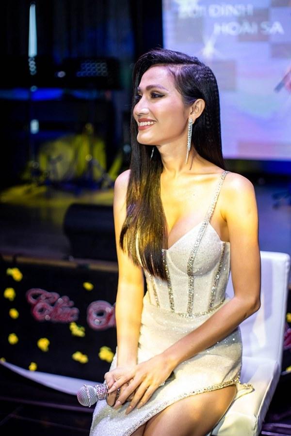 Hoài Sa - người đẹp thi Hoa hậu Chuyển giới Quốc tế-1