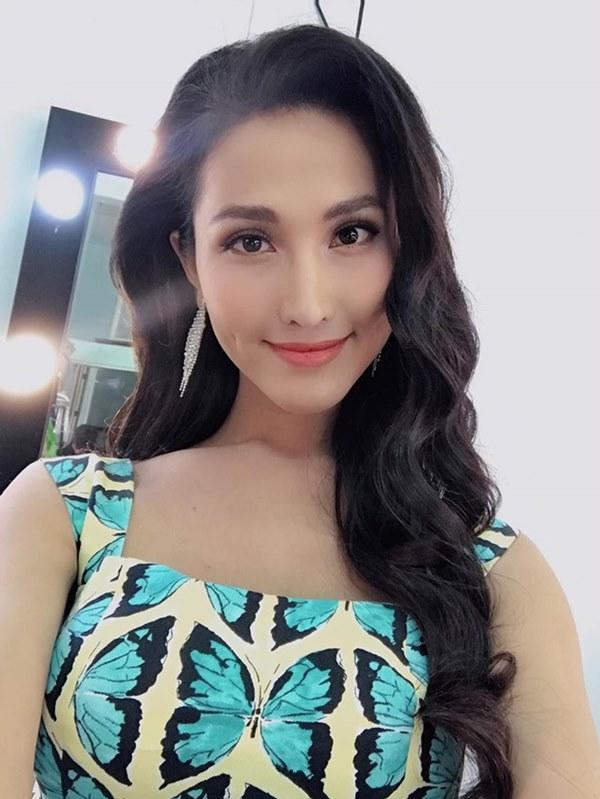 Hoài Sa - người đẹp thi Hoa hậu Chuyển giới Quốc tế-11