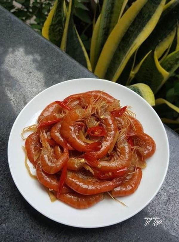 Cô giáo chia sẻ cách làm mắm tép chua ngọt, chấm cùng thịt luộc ngày Tết cực hấp dẫn-1