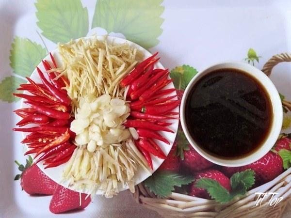 Cô giáo chia sẻ cách làm mắm tép chua ngọt, chấm cùng thịt luộc ngày Tết cực hấp dẫn-2