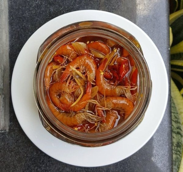 Cô giáo chia sẻ cách làm mắm tép chua ngọt, chấm cùng thịt luộc ngày Tết cực hấp dẫn-7