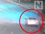 Đứa trẻ bị xe tải tông chết khi lao sang đường-1