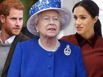 HOT: Vợ chồng Meghan Markle từ bỏ danh hiệu hoàng gia, Nữ hoàng Anh nói lời cảm ơn cặp đôi trong thông báo mới nhất