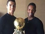 Ronaldo gây sốt với bức ảnh khoe body cực phẩm cùng thần thái chất lừ: Thế là đấng mày râu Việt có mục tiêu phấn đấu trước cái Tết đầy bánh chưng rồi-4