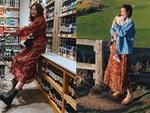 Đội hình diện áo dài của hội bạn Hà Tăng đang long lanh hoành tráng thì bị lựa chọn lạc quẻ của Louis Nguyễn phá bĩnh chút nhẹ-5