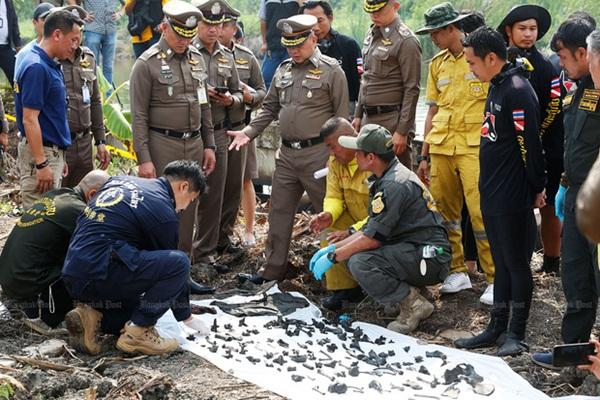 Phát hiện gần 300 mảnh xương dưới ao cạnh nhà tên bạn trai tệ bạc sát hại người yêu kém 18 tuổi-1