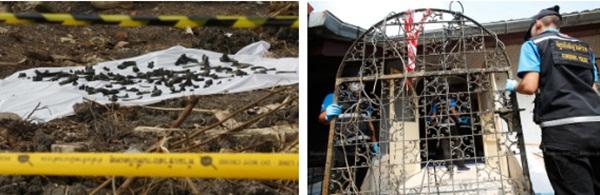 Phát hiện gần 300 mảnh xương dưới ao cạnh nhà tên bạn trai tệ bạc sát hại người yêu kém 18 tuổi-3