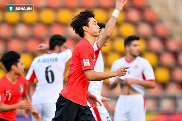 Tái hiện chung kết Thường Châu của U23 Việt Nam, Hàn Quốc vào bán kết siêu kịch tính-1