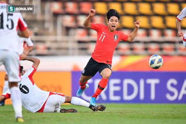 Tái hiện chung kết Thường Châu của U23 Việt Nam, Hàn Quốc vào bán kết siêu kịch tính-2
