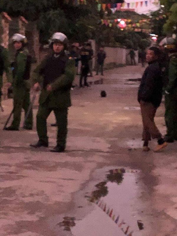 Án mạng kinh hoàng ở Hưng Yên: Cụ ông 73 tuổi bị truy sát khi lên thăm mộ ở nghĩa trang-1