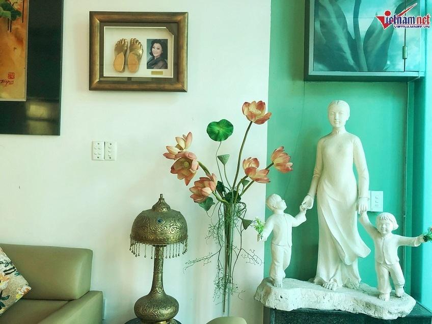 Nhà hơn 50 năm tuổi trưng bày hàng trăm tượng Phật của NSND Kim Cương-4