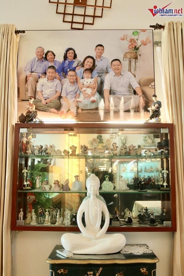 Nhà hơn 50 năm tuổi trưng bày hàng trăm tượng Phật của NSND Kim Cương-5