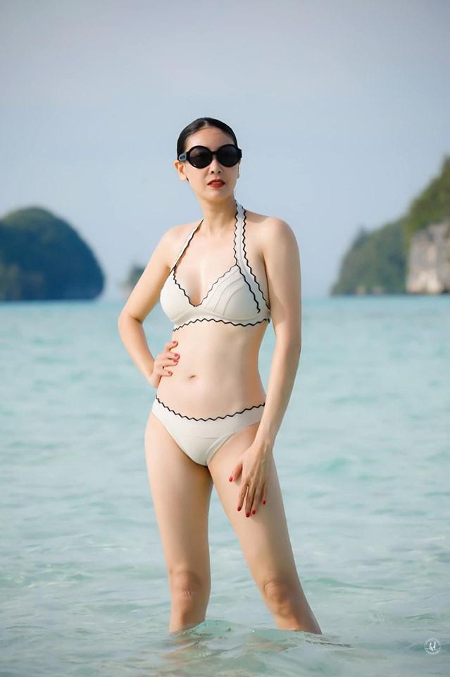 Thân hình nóng bỏng khó tin ở tuổi 43 của hoa hậu Hà Kiều Anh-8
