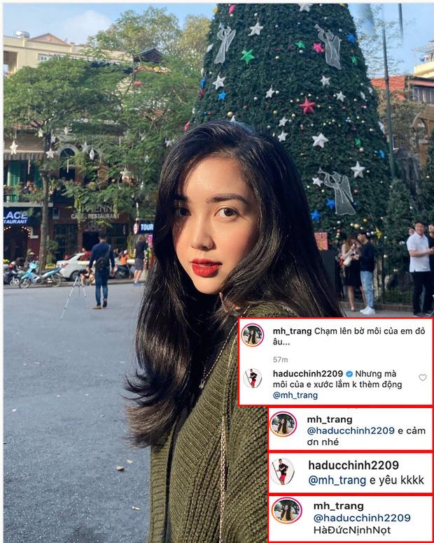 Hà Đức Chinh và bạn gái lọt top couple tình tứ trên MXH: Chàng thoải mái nói lời yêu, nàng hãnh diện gọi người hùng của em-5