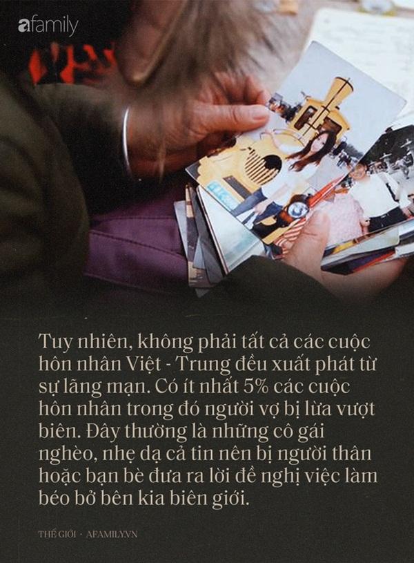 Mặt tối phía sau của những cuộc hôn nhân giữa cô dâu Việt và chồng Trung Quốc: Bị lừa vượt biên và bị ép bán dâm-2