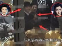 Huỳnh Hiểu Minh và Angelababy lần đầu công khai bên nhau sau thời gian dài dính tin đồn ly hôn