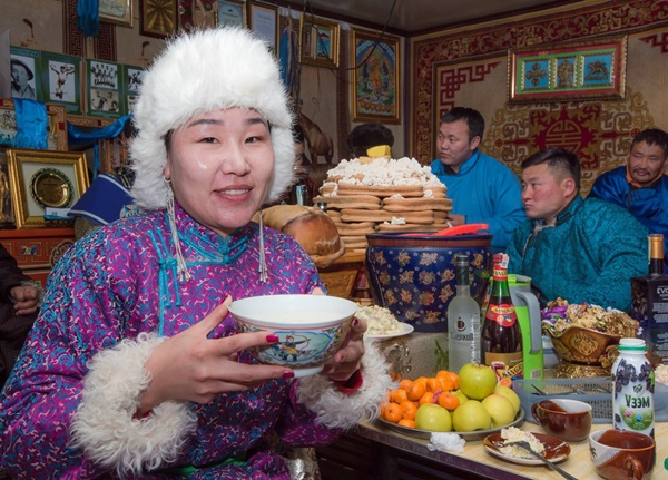 Thức trắng đêm và phong tục đón Tết Âm lịch thú vị tại các nước châu Á-4