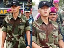 Ngất ngây Hyun Bin thời nhập ngũ: Phải chăng ekip