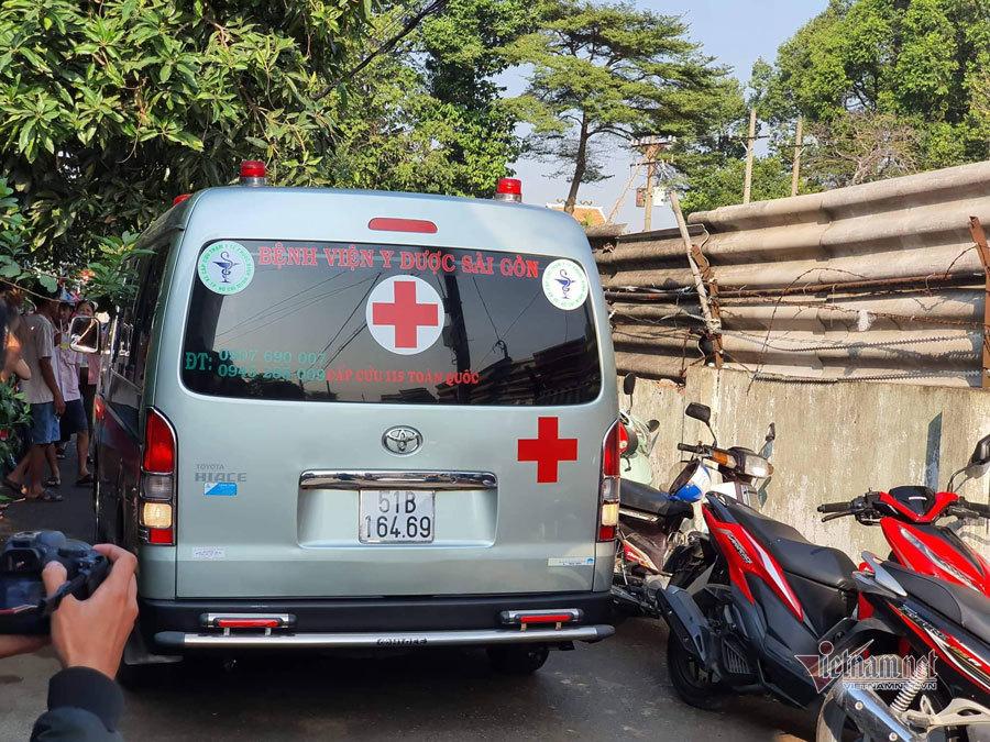 5 người chết cháy ở TPHCM: Nghi án phóng hỏa vì tư thù-2