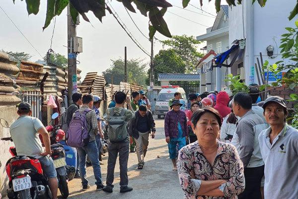 5 người chết cháy ở TPHCM: Nghi án phóng hỏa vì tư thù-1