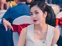 Diện mái tóc búi sang chảnh, Tăng Thanh Hà khiến fans mê mẩn bởi nhan sắc ngọc nữ tuổi 34
