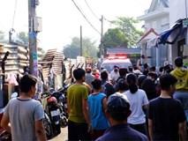 Vụ hoả hoạn đau lòng ngày 27 Tết ở TP.HCM: Xe máy chắn ngang cửa nhà bít đường thoát của 5 nạn nhân