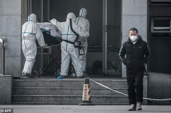 Cảnh báo khẩn: Trung Quốc xác nhận virus gây bệnh viêm phổi giống SASR lây từ người sang người-3