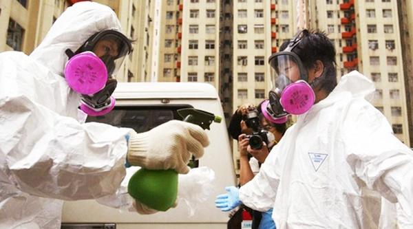 Cảnh báo khẩn: Trung Quốc xác nhận virus gây bệnh viêm phổi giống SASR lây từ người sang người-4