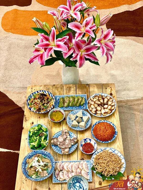Mẹ Hà Nội tiết lộ tuyệt chiêu nấu ăn ngày Tết nhàn tênh, chẳng hề lo sợ-2