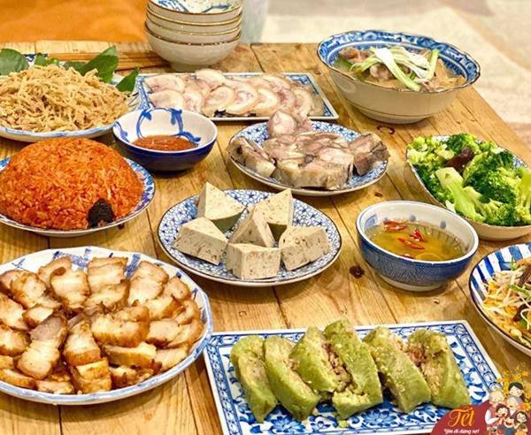 Mẹ Hà Nội tiết lộ tuyệt chiêu nấu ăn ngày Tết nhàn tênh, chẳng hề lo sợ-3
