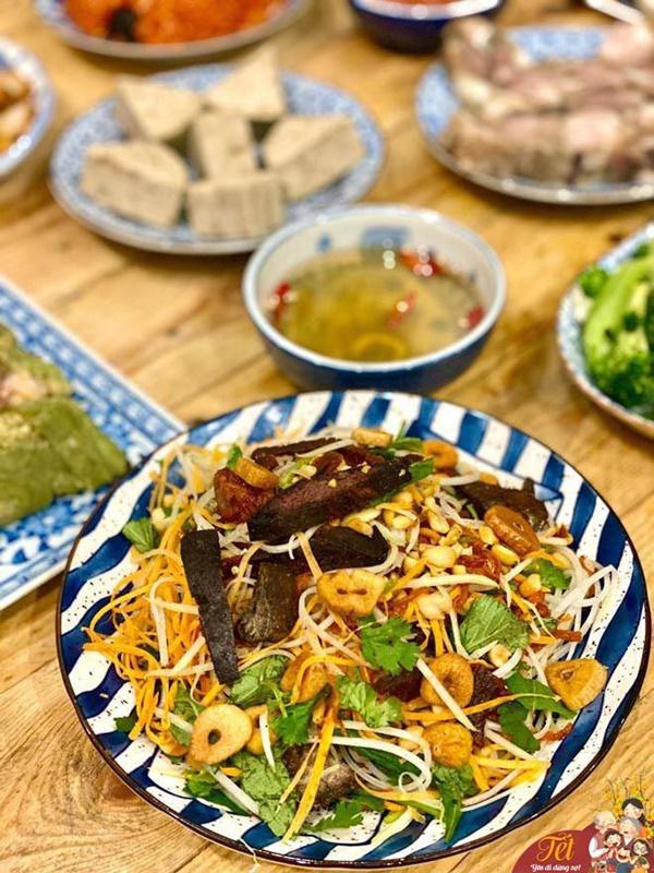 Mẹ Hà Nội tiết lộ tuyệt chiêu nấu ăn ngày Tết nhàn tênh, chẳng hề lo sợ-5
