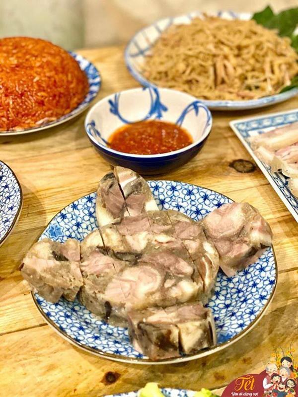 Mẹ Hà Nội tiết lộ tuyệt chiêu nấu ăn ngày Tết nhàn tênh, chẳng hề lo sợ-6