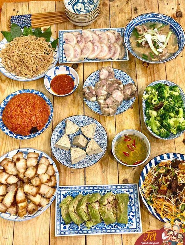Mẹ Hà Nội tiết lộ tuyệt chiêu nấu ăn ngày Tết nhàn tênh, chẳng hề lo sợ-7