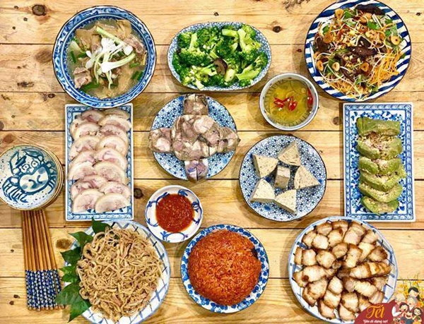 Mẹ Hà Nội tiết lộ tuyệt chiêu nấu ăn ngày Tết nhàn tênh, chẳng hề lo sợ-9