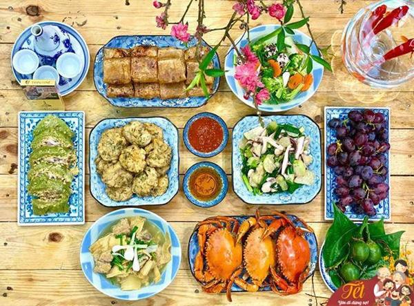 Mẹ Hà Nội tiết lộ tuyệt chiêu nấu ăn ngày Tết nhàn tênh, chẳng hề lo sợ-10